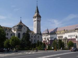 Obiective turistice in Targu Mures